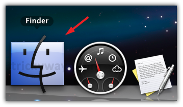 click-finder-to-locate-a-folder