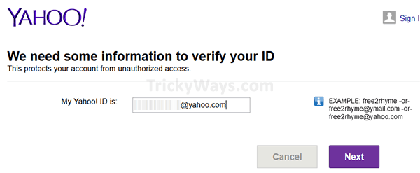 enter-your-yahoo-id