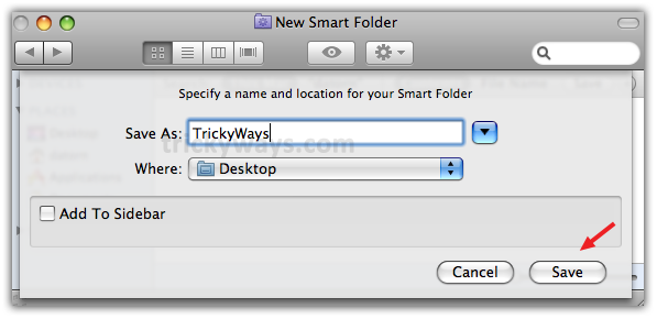 set-folder-name-and-location