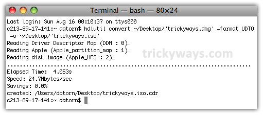 how to delete files on mac terminal