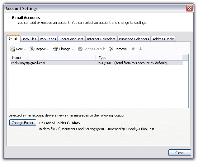 add-gmail-to-outlook-2007 (5)