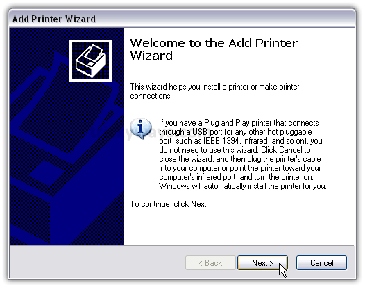 how to connect printer to another computer windows 7