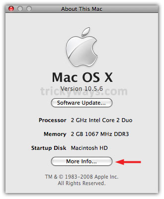 02-check-mac-specifications