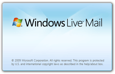 how to update windows live mail