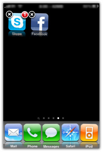Application rencontre ios