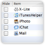 Add or Remove Start-up Applications on Mac OS X