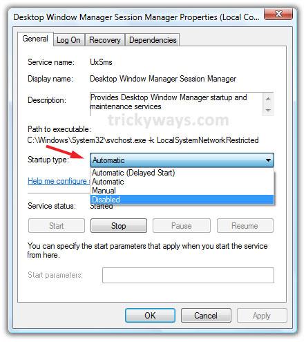 dwm.exe high memory windows 10