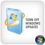 Disable Windows 7 auto update