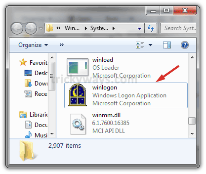 winlogon.exe come again?  is this? winlogon.exe Pocess Information | MS Windows