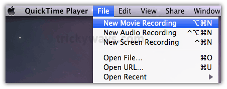 Record Video on Mac   MacBook Pro   MacBook   iMac