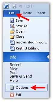 Change Office 2007 Color Scheme
