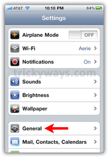 How to Exclude Items as of  iPhone Search | iPhone