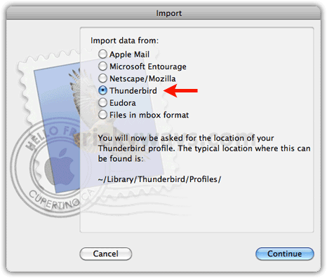 import-thunderbird-in-apple-mail