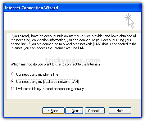 Account setup wizard outlook 2007 6