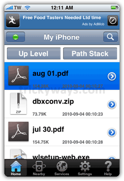 files-in-iphone