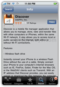 install-discover-app