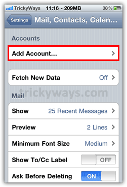 how to setup gmail on iphone how to setup gmail on iphone 4 iphone 19094
