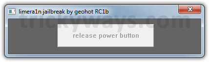 release-power-button