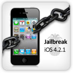 Jailbreak iOS 4.2.1 iPhone 4, 3GS, 3G by,by means of  Redsn0w