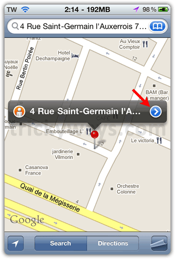 iphone share location how to your map location with friends using iphone 12308