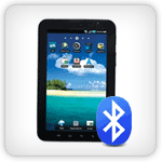 Galaxy Tab Bluetooth Transfer