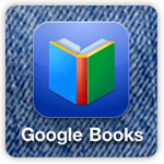 Google Books on iPhone