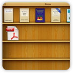PDF to iBooks by,by means of  Dropbox