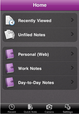 Download OneNote for iPhone and iPod Touch Free for Limited Time | Downloads