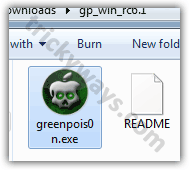 Greenpois0n icon