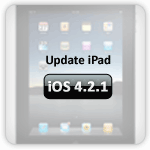 Update iPade to iOS 4.2.1