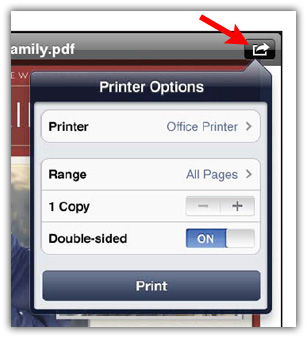 air printer for iphone how to setup airprint to print wirelessly from iphone 1876