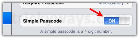 How to Set Password on iPad 2 | iPad