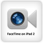 Facetime iPad 2