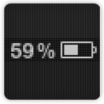 iPad battery percentage