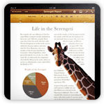 How to Insert an Image in Pages on iPad 2 | iPad