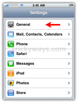 How to Enable Parental Controls on iPhone and iPod Touch | iPhone