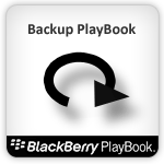 blackberry playbook backup