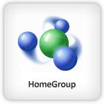 HomeGroup Windows 7