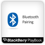 playbook bluetooth pairing