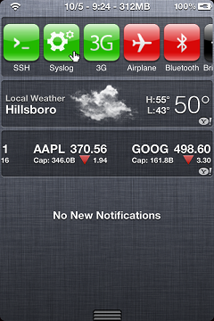 sbsettings non-payment  theme ios5