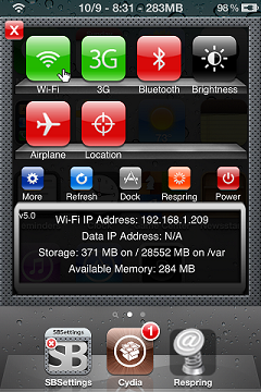 sbsettings ios5