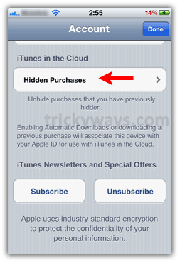 how to unhide apps on iphone how to hide unhide apps from app purchases on 7408