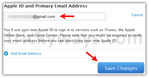 how to get apple id verification code by email
