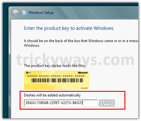 how to install windows 8 using crack