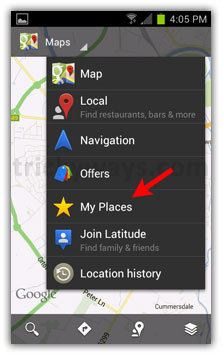 How to Save Maps for Offline Use in Google Maps for Android ... Save Map For Offline Use on print maps, facebook maps, service maps, online interactive maps, advertising maps,