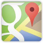 google-maps-default-ios-map