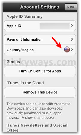 change-apple-id-country-on-iPhone