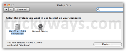 start-up-disk-on-mac