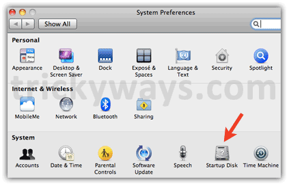 How to Change Boot Order on Mac – Mac OS X