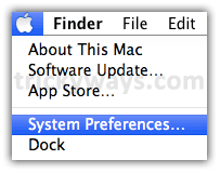 system-preferences-on-mac